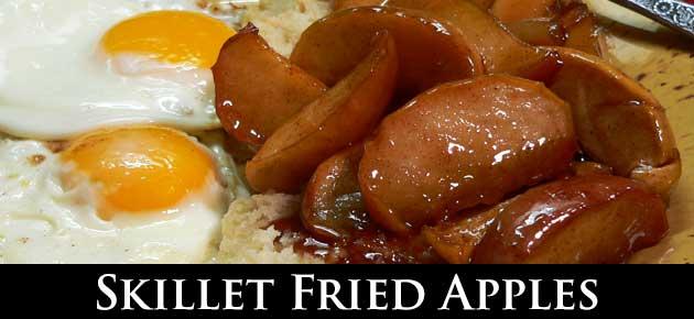 Fried Apples, slider.