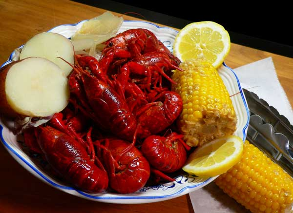 Crawfish Boil, enjoy.