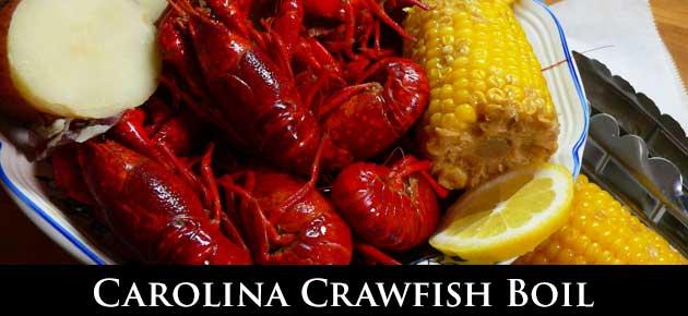 Crawfish Boil, slider.
