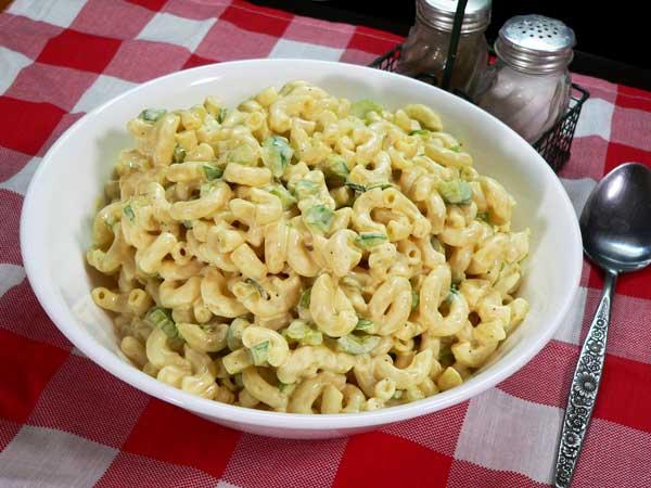 Macaroni Salad, enjoy.