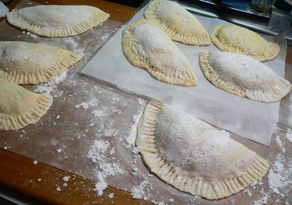 Peach Hand Pies, repeat the process.