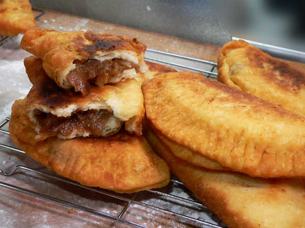 Peach Hand Pies, enjoy.