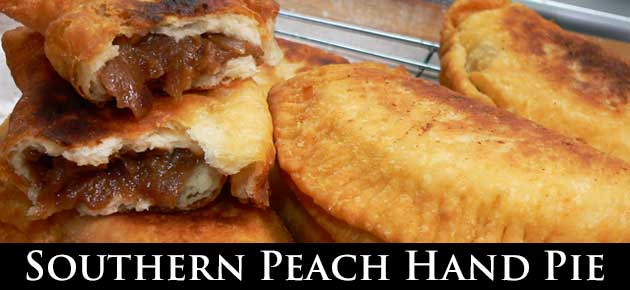 Peach Hand Pies, slider.