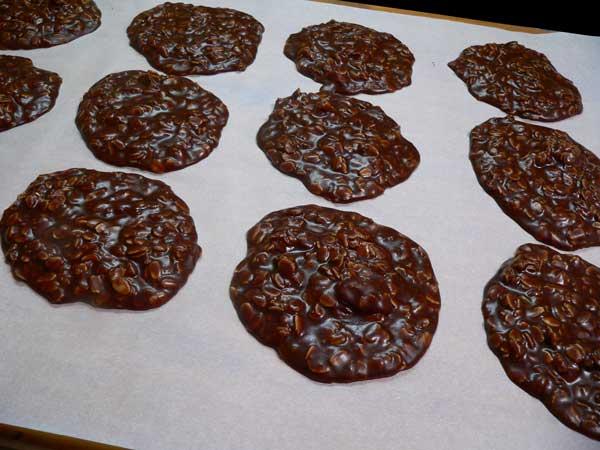 Chocolate Oatmeal, enjoy!