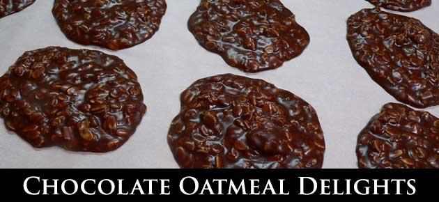 Chocolate Oatmeal, slider.