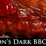 Gordon's Dark BBQ Sauce Recipe
