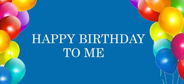 Happy Birthday To Me, slider.