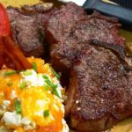 Pan Fried Lamb Chops Recipe