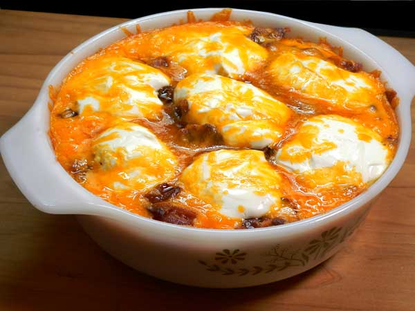 Loaded Potato Casserole, enjoy!