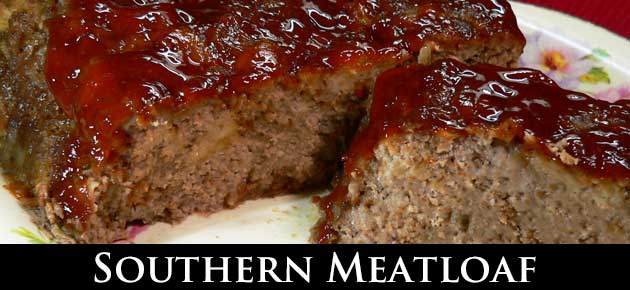Southern Meatloaf, slider.