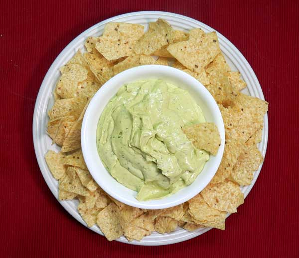 Avocado Dip, enjoy!