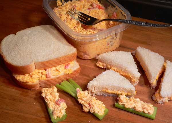 Pimento Cheese, enjoy!