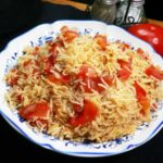 Tomatoes and Rice Recipe