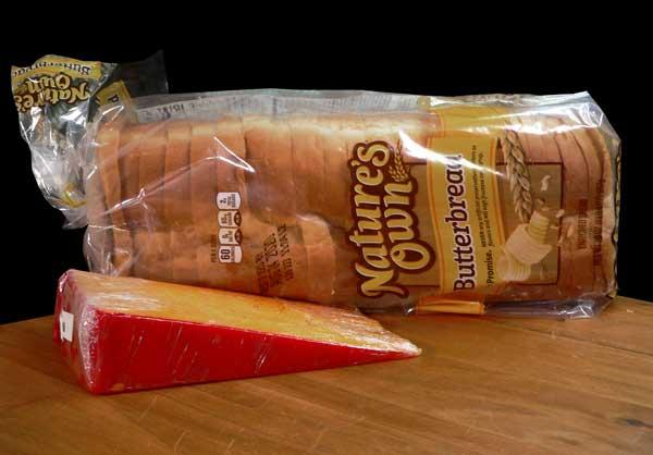 Hoop Cheese Toast, ingredients.