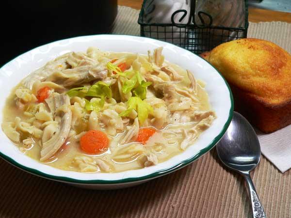 Chicken Noodle Soup, enjoy!
