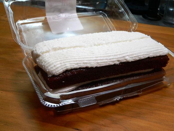 Spanish Bar Cake, aroma.