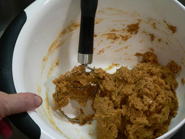 Gingersnap Cookies, mix.