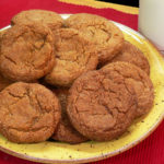 Old Fashioned Gingersnap Cookies Recipe