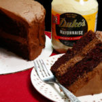 Duke's Mayonnaise Cake Recipe
