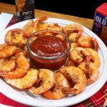 Skillet Shrimp Appetizers
