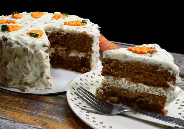 Carrot Cake, enjoy.
