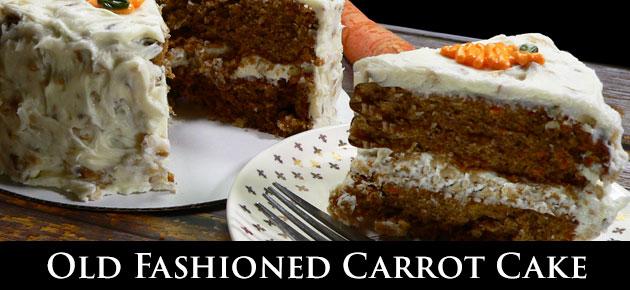 Carrot Cake, slider.