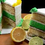 Lemon Lime Soda Cake, printbox.