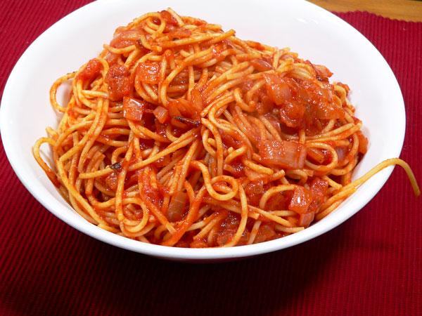 Mama's Spaghetti, enjoy.