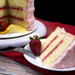 Strawberry Lemonade Cake, printbox.