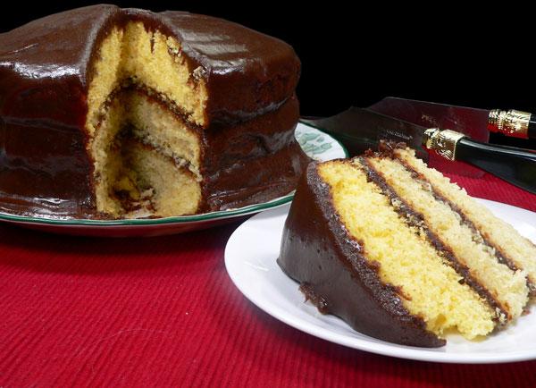 Birthday Cake, enjoy!