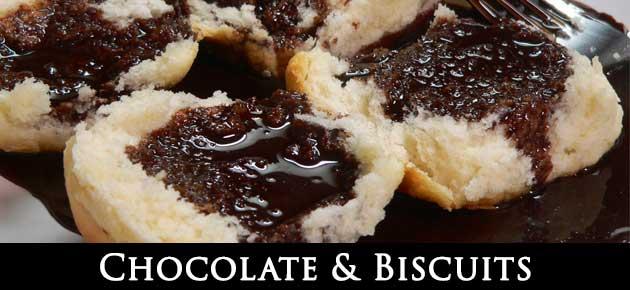 Chocolate & Biscuits, slider.