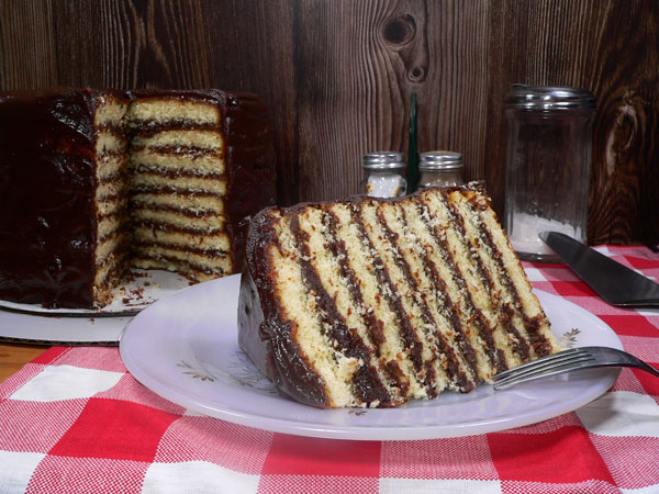 Nine Layer Cake, enjoy.