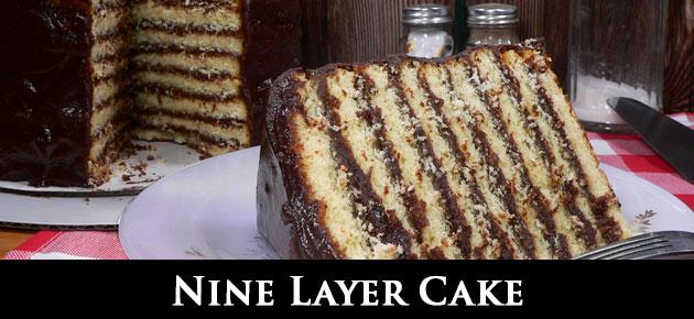 Nine Layer Cake, slider.