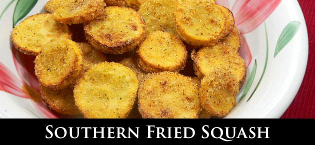 Fried Squash, slider.